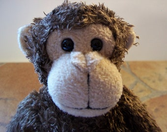TY Beanie Baby Vines the Monkey Original Style Sweet and Lovable Good Vintage Condition