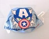 Captain AmeriCAT kids mask