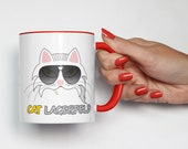 Mug CAT Lagerfeld & CAT Moss