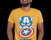 T-shirt CAPTAIN AMERICAT