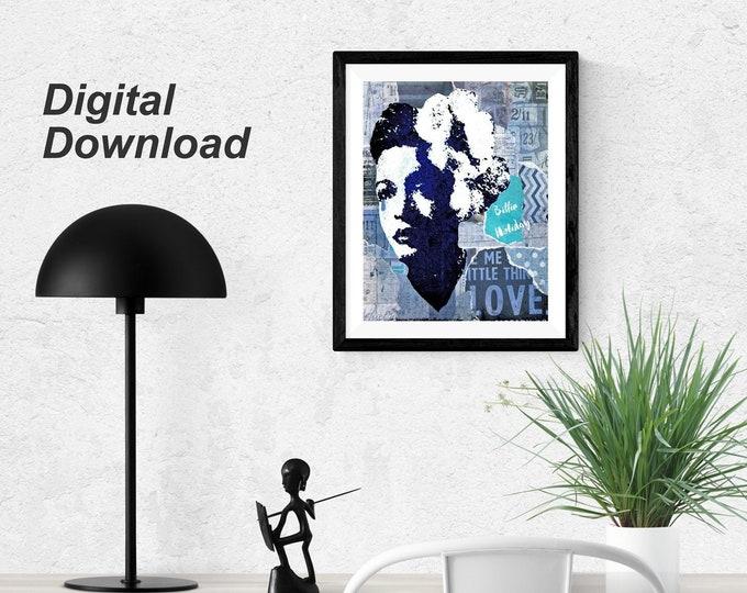 Billie Holiday - Instant Download