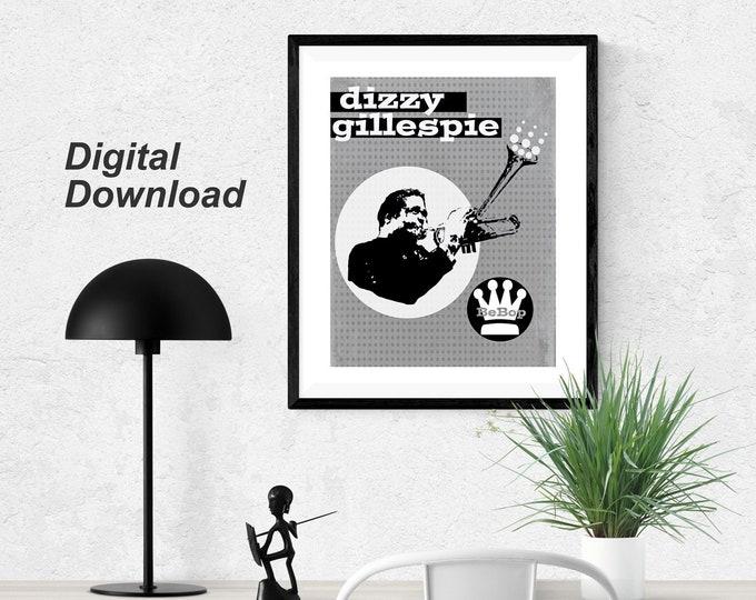Dizzy Gillespie III—Instant Download