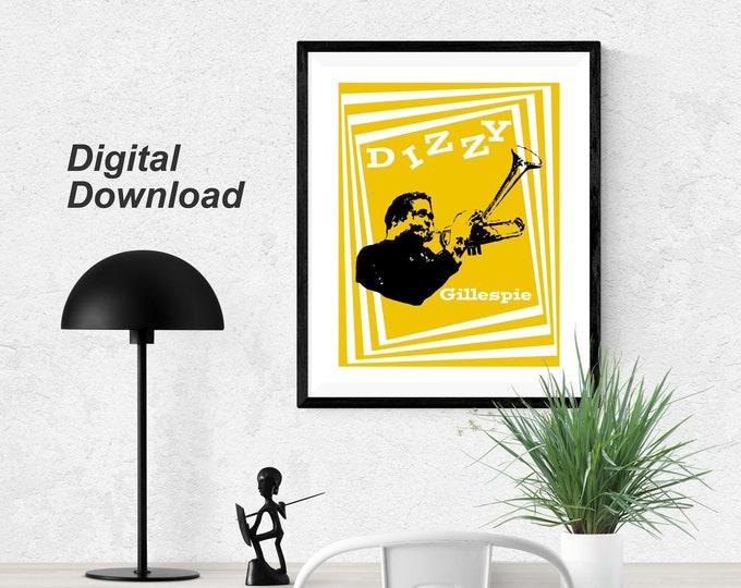 Dizzy Gillespie IV— Instant Download
