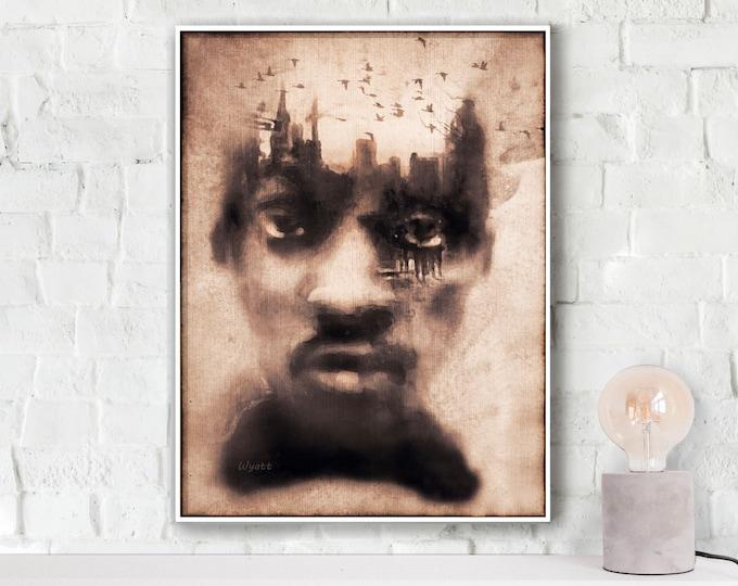Urban Mindset Poster