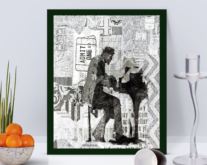 Thelonious Monk Framed Poster