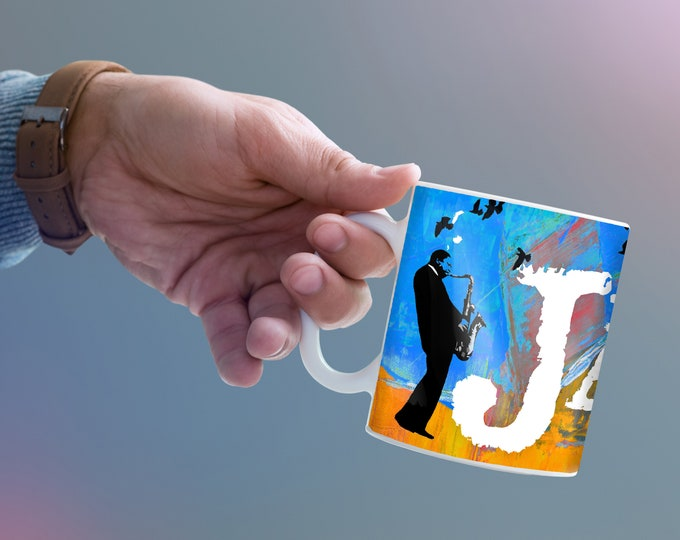 Jazz Greats Coffee Mug 11 oz & 15 oz