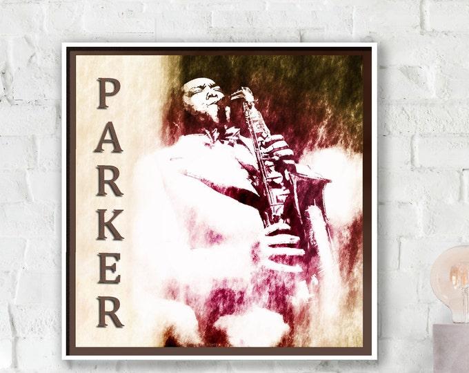 Charlie Parker Poster