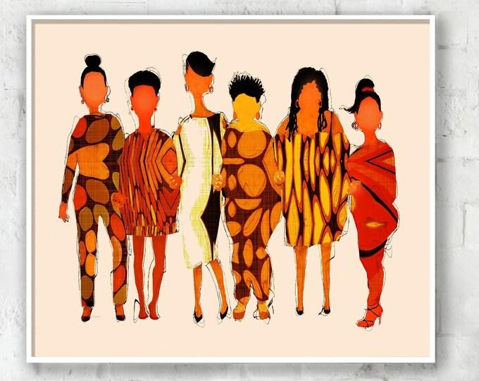 The Ladies Poster