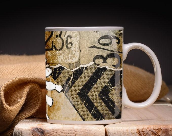 Jazz Hands Ceramic Mug 11 oz and 15 oz