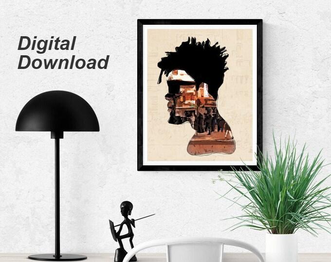 City Man - Instant Download