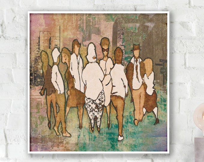 Peoples IX Poster