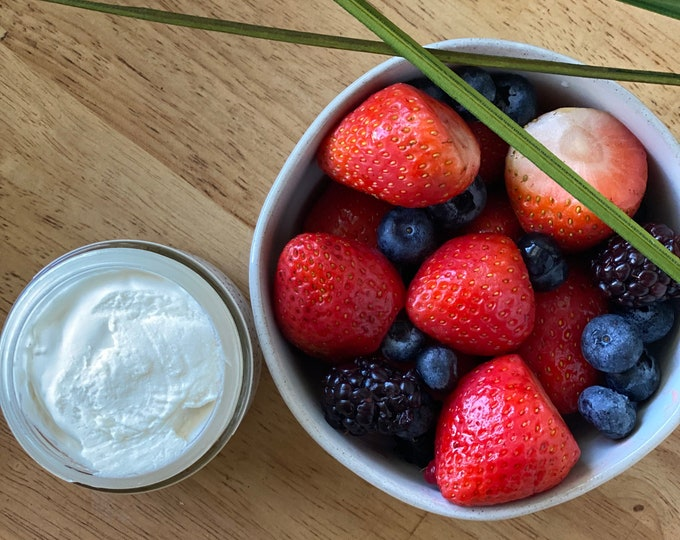 Whipped body butter| Berries and Cream