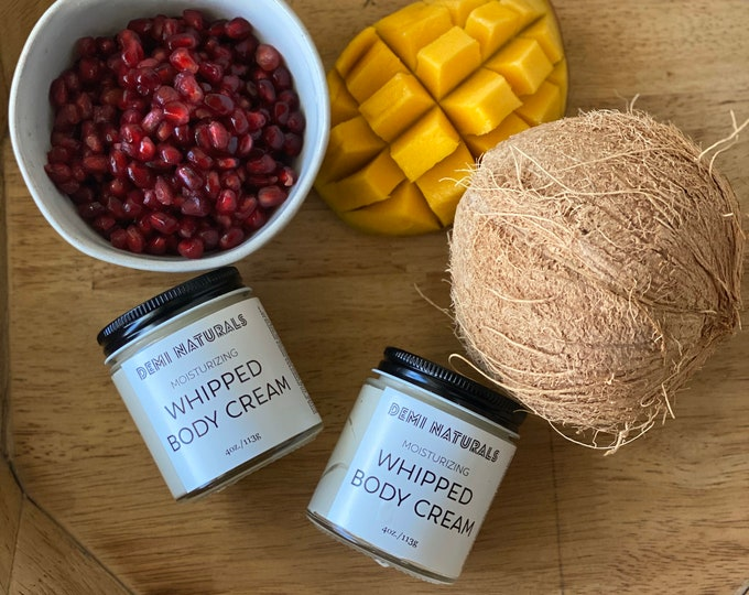 Whipped Body Butter| Bali