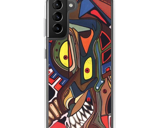 Samsung Case Wicked Pinocchio, Marachowska Art