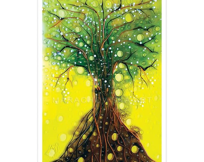 Nature Postcard Tree