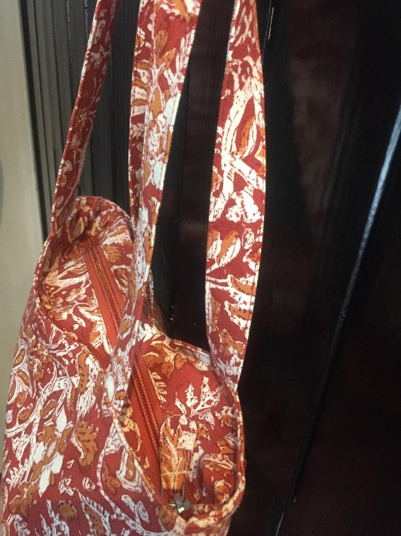 Handmade bag,Tote bag,College bag,Beach bag,boho bag,Gifts for her,block print bag,Cotton bag