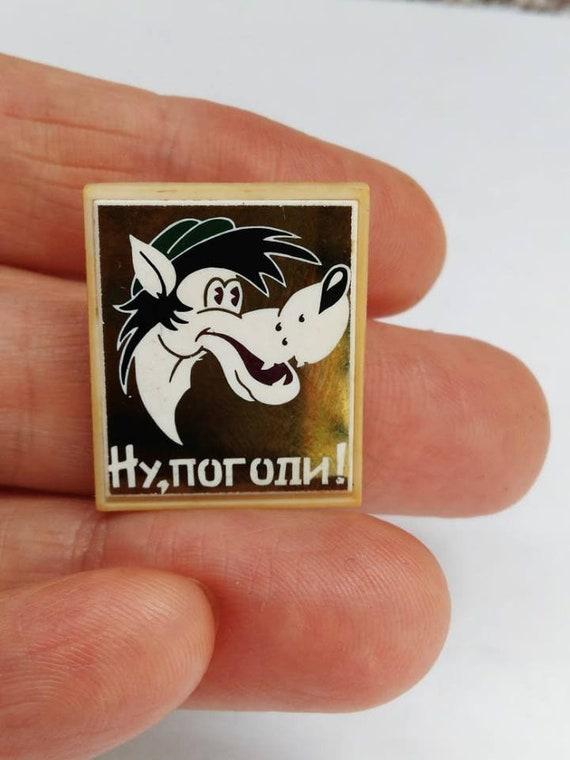Soviet Kids Cup Soviet  Cartoon 1980-s Russian Vintage Kids Cup Made in USSR