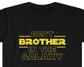 Bro Best - Gift for Brother Youth Kids T-Shirt Siblings Present Ever
