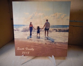 Custom Picture Photo Board