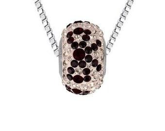 Becharmed Necklace N1081601 Garnet (241)