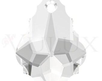 Swarovski Baroque Pendant 6090 22x15 MM Crystal (001)