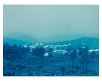 La Gran Calima - Haría village