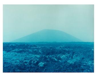 La Gran Calima - volcano and lava