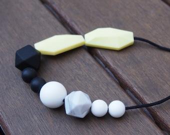 Banana Boat Silicone Bead Necklace