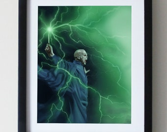 Voldemort Print