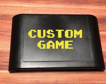 Sega Genesis Custom Game