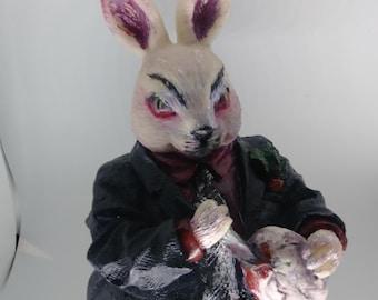 Zombie gangsta bunny