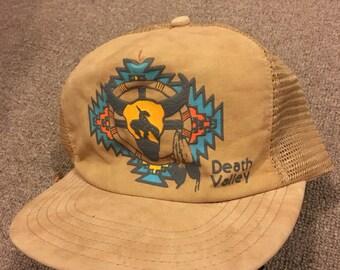 Vintage Death Valley Cap