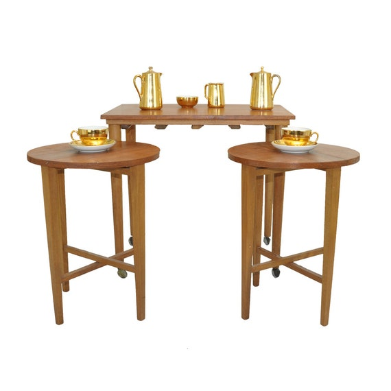 Hundevad Nest of Tables 1960s