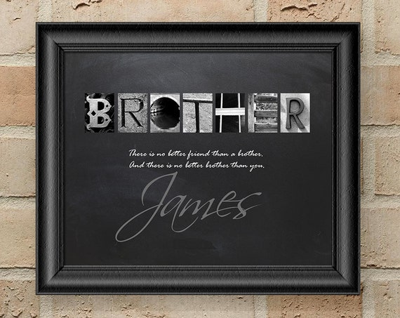 Christmas Gifts For Brother.Brother Gift From Sister Christmas Gifts For Brother Brother Gift Brother Gift Christmas Brother Birthday Gift Brother In Law Gift