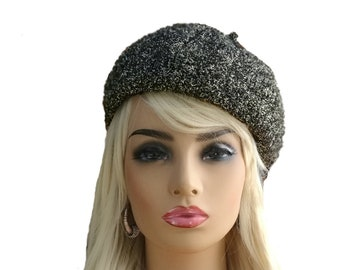 Women s beret hat f857364209a4