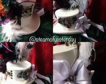 custom steampunk hats