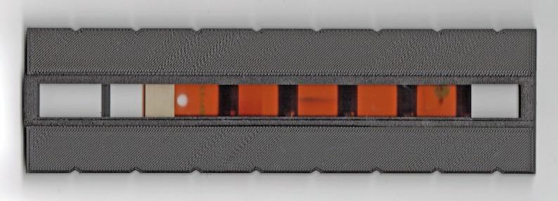 110 film adapter for Plustek Opticfilm film scanners