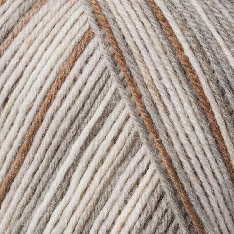 4ply Sock yarn REGIA color 7385 Stone