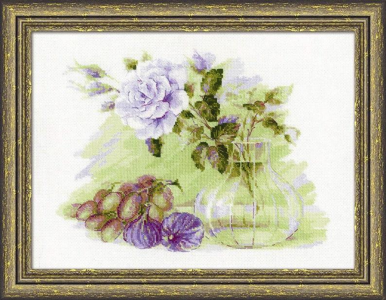 Cross Stitch Kit by Riolis 1712 Sweet Figs