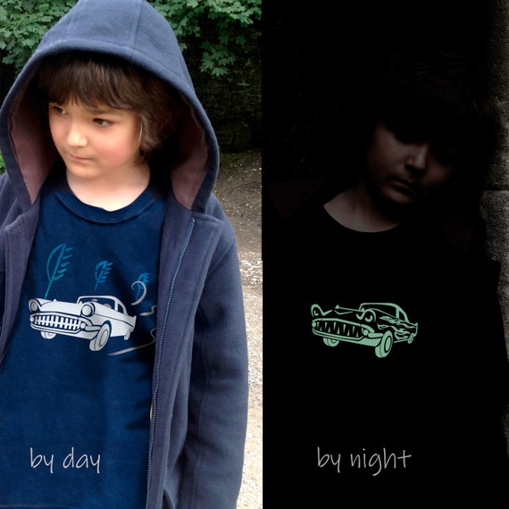 Inda-Bayi Baby-Toddler-Kids Cotton T Shirt Submarine