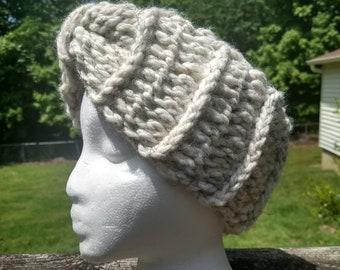 Crochet Bow headband chunky
