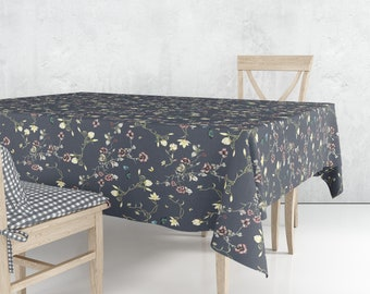 Mantel rectangular  country blue nights /  country blue nights Rectangular Tablecloth