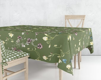 Mantel rectangular  country epsom/  country epsom Rectangular Tablecloth