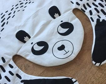 Baby Abode Animal Playmat / Rug - Panda