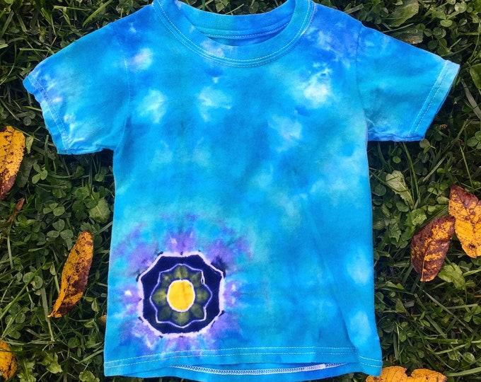 Tie Dye Kids Shirt