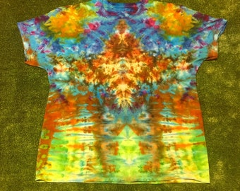 Ice Dyed Tshirt