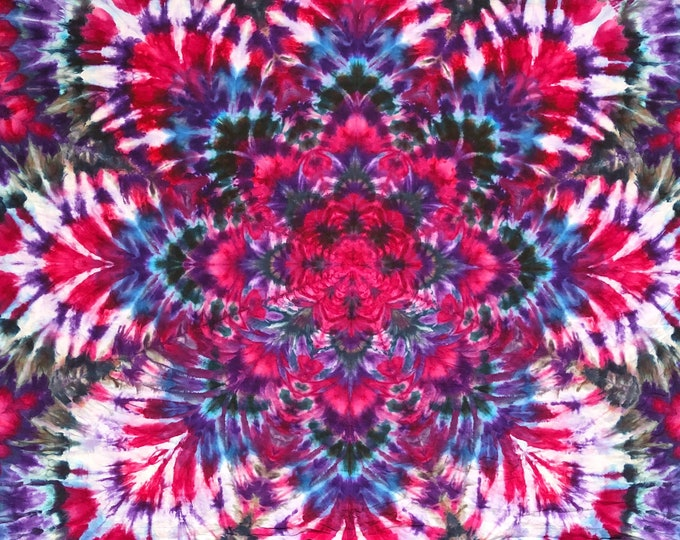 Ice Dyed Tapestry