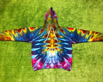 Ice Dyed Hoodie