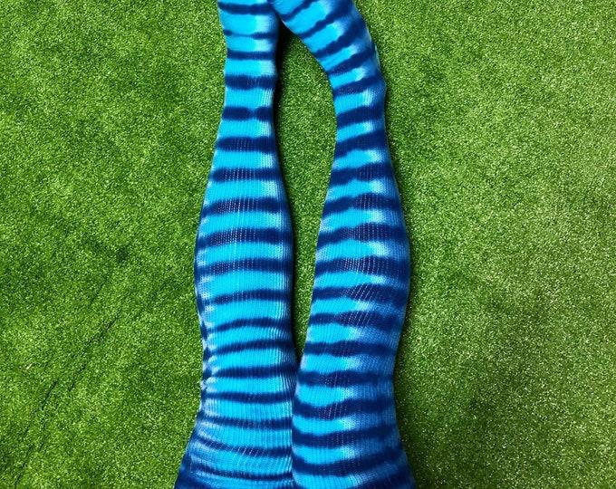 Tie Dye Thigh Highs