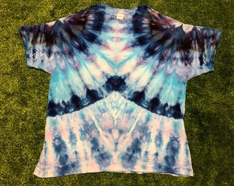Snow Dyed Tee